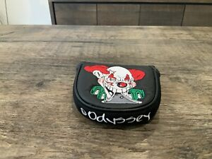 Odyssey Custom Clowns Mouth Putter Cover