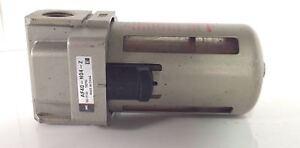 SMC COMPRESSED AIR FILTER 150PSI 3/4'' PORT AF40-N04-Z