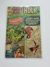 Marvel Comics Tales to Astonish #62 Giant Man/Hulk Great Colors