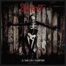 "Slipknot "" The Gray Capitolo "" Patch/Cucire-su Patch 602544 #"