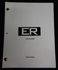 1995 ER 11/14/95 TV Script #11 Dead of Winter 1st Rev. Draft FN+ 74 pgs