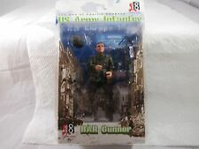 "2003 DRAGON MODELS ACTION 8 BAR GUNNER ""DUTCH"" ARMY NW EUROPE 1944 3 1/2"" FIGURE"