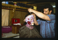 They Live Special effects make up artist 1988 John Carpenter movie Transparency