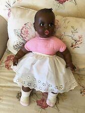 Vintage Flirty Eyes African American Gerber Baby 1970