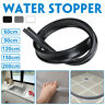 60-200cm Kitchen Bathroom Shower Barrier  Water Stopper Collapsible Separation