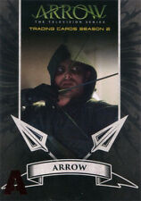 Arrow Season 2 Archers A1 Red Foil Parallel Chase Card