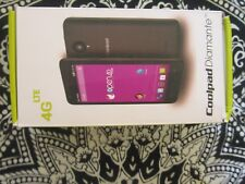 coolpad diamante 3700A GSM cell phone open mobile network as is condition