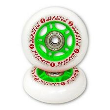 Razor USA Ripstik Replacement Wheel Set Green 35055030 Kick Scooters Parts NEW