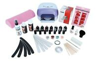 Shellac Starter Set UV - Shellac Set Shellac Nagel Set Shellac Set für Zuhause