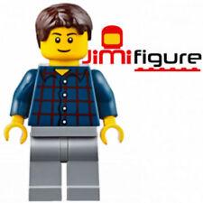 Blue City LEGO Minifigures