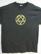NEW - HIM - H.I.M. LOGO BAND / CONCERT / MUSIC T-SHIRT EXTRA LARGE