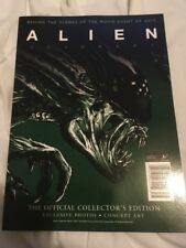 RIDLEY SCOTT ALIEN COVENANT OFFICIAL COLLECTOR'S MAGAZINE RARE USA EDITION