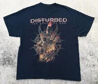 Disturbed The Vengeful One World Tour 2016 Shirt