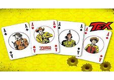 Le carte di Tex Mazzo Completo 54 carte dorso rosso