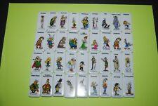 asterix domino mania serie complete 36 domino