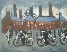 More details for original northern art painting