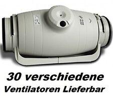TD-500/150-160 SILENT Abluftventilator Ablüfter Abluftgebläse Axial Lüfter Grow