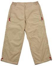 Samas Active Men Outdoor Hiking Capri shorts Trousers size 50 Pants Authentic