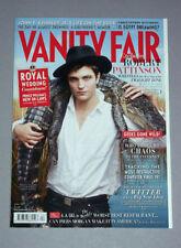 April Vanity Fair Celebrity Monthly Magazines