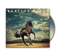 Western Stars by Bruce Springsteen (CD, 2019, Sony)