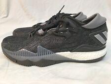 Men's Adidas Crazylight Boost Low - Grey/Black - NIB - Size 9 - B42721 Basketbal