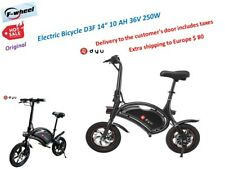 2020 DYU D3F 14'' 10AH battery portable folding electric Scooter Without pedals