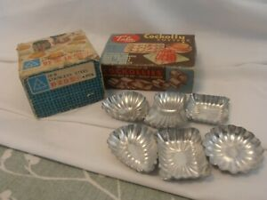 VINTAGE TALA BAKING CUTTERS COCKOLLY SET S/S PASTRY CUTTERS JAPANESE ORIGINAL