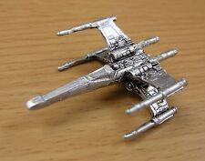 Star Wars Micro Machine vaisseau argenté/ argent / figurine **L@@K**
