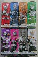 Unopened Kamen Rider Figma Dragon Night and Other Action Figure Set from Japan