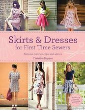 Skirts & Dresses for First Time Sewers: Patterns, Tutorials, Tips, and Advice b
