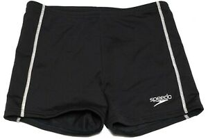 NWT Speedo Swim Boxer Briefs Swimming Shorts for Kid's Boy's