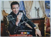 ⭐⭐⭐⭐ Antoine Richard ⭐⭐⭐⭐ Autogramm Autogrammkarte ⭐⭐⭐⭐ Die Superhändler ⭐⭐⭐⭐