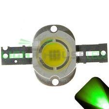 5 x LED 10 Watt Pure Green Spot Flood Light Ultra High Power 10w 10watt LEDs w