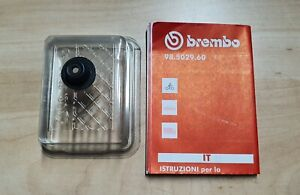 Ducati Brembo Clutch & Front Brake Master Cylinder Dust Seal, Boot, 61240391A