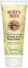 Burt's Bees Aloe - Coconut Oil After Sun Soother 6 oz (Pack of 2)