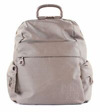 MANDARINA DUCK MD20 Backpack Rucksack Tasche Taupe Beige Neu