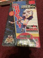 1996 Upper Deck Collector's Choice NHL Hockey Factory Sealed Box Blaster box