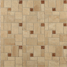 Wall Tiles Self-adhesive Stick Home Bathroom Kitchen Decor Natural Stone Design