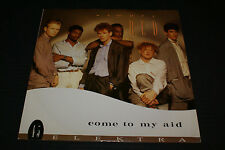 """Simply Red Come To My Aid  Granmas Hands Valentine Uk 12"""" 45 1985 OUT OF PRINT"""