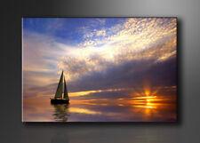 Visario 5097 Bild auf Leinwand Segel 120 X 80 Cm