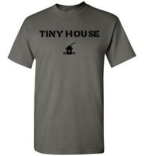 Tiny House Funny T-Shirt - Brand New!  5XL - Big And Tall!