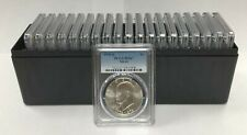 1976 S Silver Eisenhower Ike Dollar PCGS MS67 - 20 Coin Set - Ship in PCGS Box