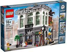 LEGO® Creator Expert™ 10251 Steine-Bank NEU OVP_ Brick Bank NEW MISB NRFB