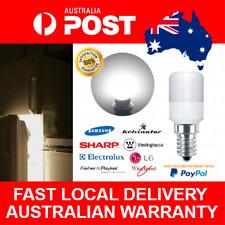 E14 LED 2W Lamp Bulb 220V Fridge Rangehood Sewing Machine Light Refridgerator