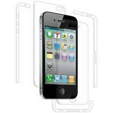 For iPhone 4, AMZER Full Body ShatterProof Protector Drop/ ShockProof Self Heal