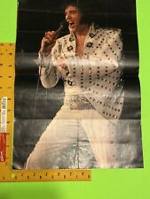 Elvis Presley German Mag. Poster And Photo Shoot Clippings