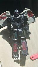 Star Wars Transformers Darth Vader / Death Star Action Figure Hasbro incomplete