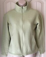 Patagonia Women's Small Zipper Fleece Jacket New Without Tags Foam Green