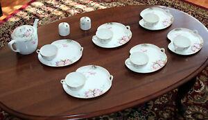Tea Cup Saucer Azalea Noritake China Dinnerware For Sale Ebay