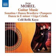 Morel / Refik-Kaya - Jorge Morel: Guitar Music [New CD]